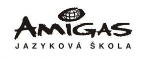 Logo jazykové školy Amigas