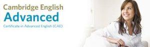 Cambridge English: Advanced (CAE) - mezinárodní zkouška
