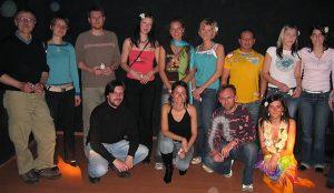 Lektoři jazykové školy Amigas