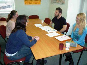 Zkoušky jazyková škola Amigas