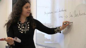 Výuka francouzštiny v jazykové škole Amigas