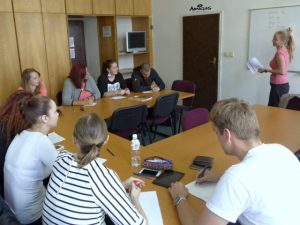 pomaturitní kurz v jazykové škole Amigas, Brno