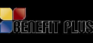 Logo Benefit Plus - jazykové kurzy