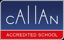 Akreditace CALLAN malé logo