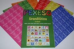 pexeso španělština