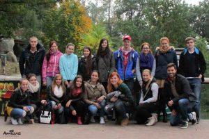 Procvičovat anglickou konverzaci jde i zábavně v Zoo Brno.