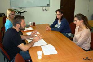 Zkušební Mock test k mezinárodním zkouškám - Speaking.
