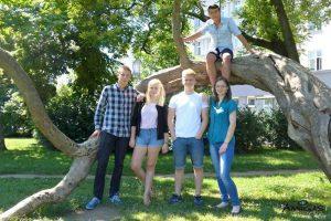 Letní kurzy angličtiny v jazykové škole Amigas, Brno