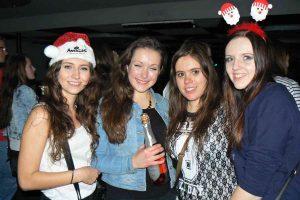 Vánoční večírek jazykové školy Amigas.