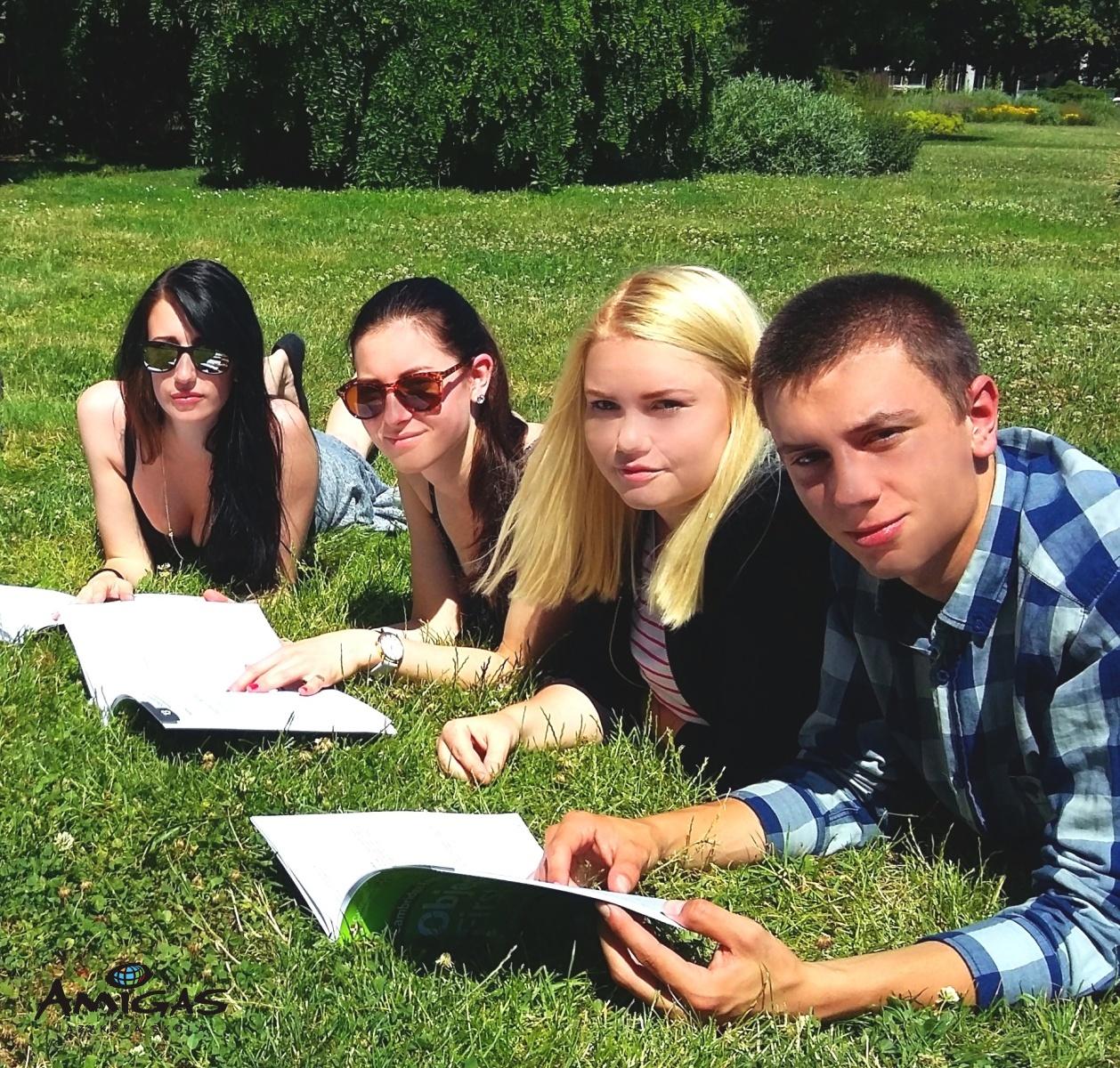 Letní kurzy a výuka angličtiny